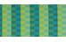 La Siesta Carolina - Hamaca - verde/azul